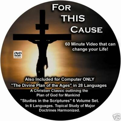 Life of Jesus Video DVD + Topical Bible Study Book in 29 languages for Computer
