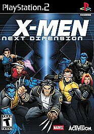 X-men: Next Dimension by Playstation 2