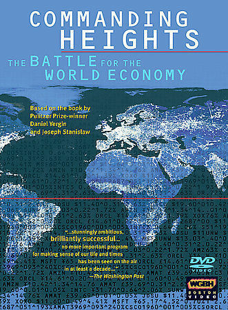 Commanding Heights: The Battle for the World Economy, DVD, David Ogden Stiers, T