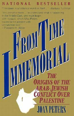 From Time Immemorial: The Origins of the Arab-Jewish Conflict over Palestine, Jo