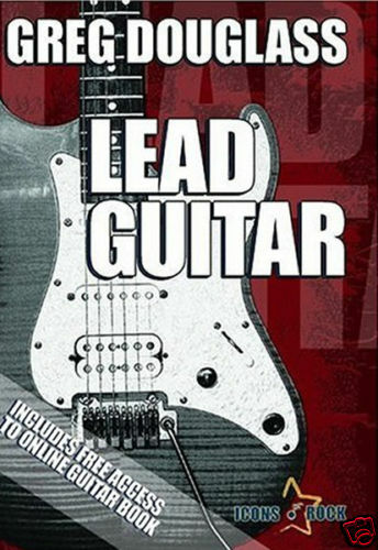 Learn How To Play Electric Lead Guitar Solo Lessons Easy For Beginner NEW DVD