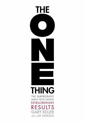 The ONE Thing: The Surprisingly Simple Truth Behind Extraordinary Results, Papas