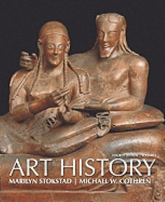 Art History, Volume 1 (4th Edition), Michael W. Cothren, Marilyn Stokstad, Good