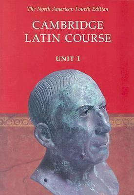 Cambridge Latin Course: Unit 1, North American 4th Edition, North American Cambr
