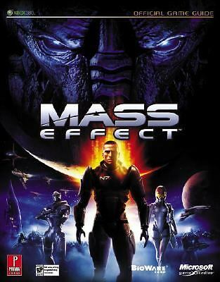 Mass Effect (Prima Official Game Guide), Stephen Stratton, Bryan Stratton, Brad