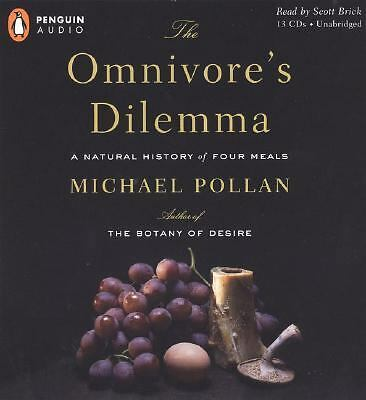 The Omnivore's Dilemma: A Natural History of Four Meals, Pollan, Michael, Good B