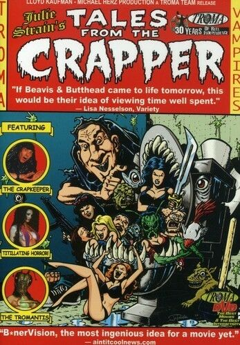 Tales from the Crapper by Julie Strain