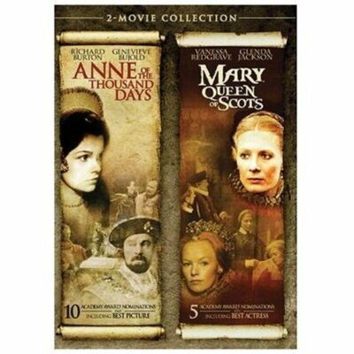 Anne of the Thousand Days / Mary, Queen of Scots, DVD, Michael Hordern, Katharin