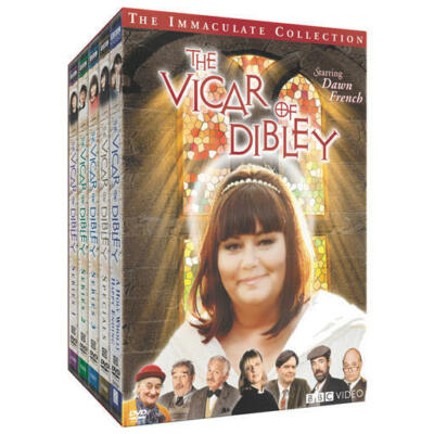 The Vicar of Dibley - The Immaculate Collection, DVD, Dawn French, , Box set, Cl