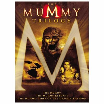 The Mummy Trilogy (The Mummy/ The Mummy Returns/ The Mummy: Tomb of the Dragon E