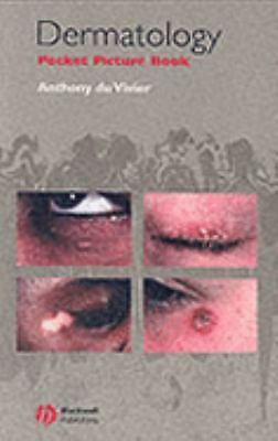 Dermatology Pocket Picture Book, Sprigings, David, du Vivier, Anthony, DuVivier,