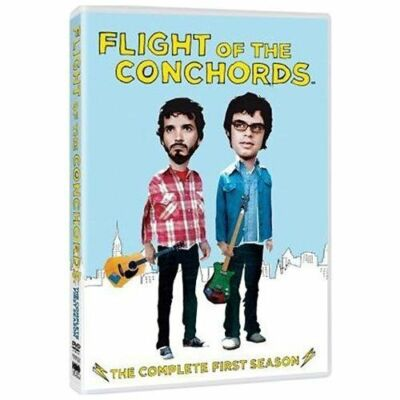 Flight of the Conchords: The Complete First Season, DVD, Jemaine Clement, Bret M