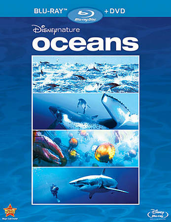 Oceans (Blu-ray/DVD, 2010, 2-Disc Set)