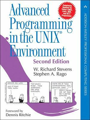 Advanced Programming in the UNIX Environment (2nd Edition), Rago, Stephen A., St