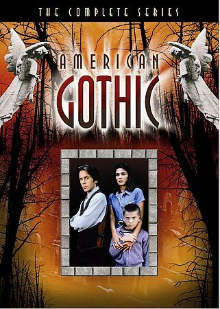 American Gothic - Complete Series, DVD, Paige Turco, Jake Weber, Gary Cole, , Su