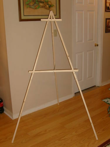 LARGE STUDIO HEAVY DUTY ARTIST EASELS art supplies painting easel Oil Painting