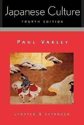 Japanese Culture, 4th Edition (Updated and Expanded), Varley, H. Paul, Very Good