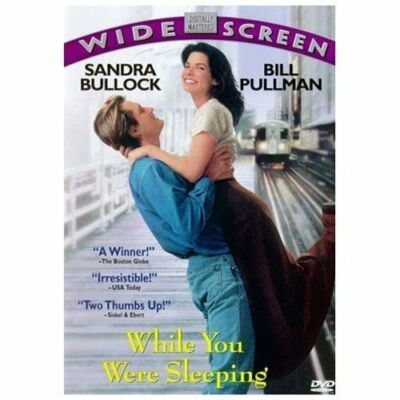 While You Were Sleeping by Sandra Bullock, Bill Pullman, Peter Gallagher, Peter