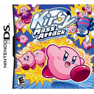 Kirby Mass Attack by