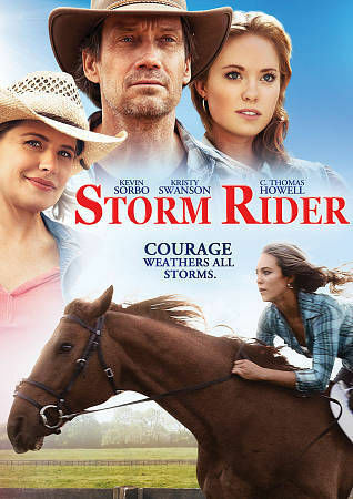 Storm Rider (DVD) - NEW SEALED, Kevin Sorbo (hercules), C. Thomas Howell