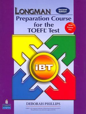 Longman Preparation Course for the TOEFL Test: iBT Student Book with CD-ROM and