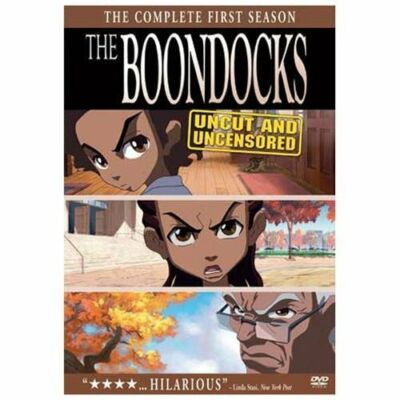 The Boondocks: The Complete First Season by Regina King, John Witherspoon, Cedr
