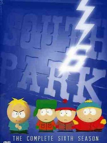 South Park: The Complete Sixth Season, DVD, Trey Parker, Matt Stone, Isaac Hayes