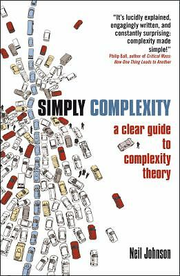 Simply Complexity: A Clear Guide to Complexity Theory, Johnson, Neil, Acceptable