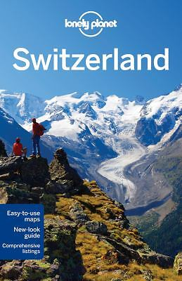 Lonely Planet Switzerland (Travel Guide), Simonis, Damien, O'Brien, Sally, Chris