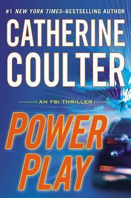 Power Play (An FBI Thriller), Coulter, Catherine, Very Good Book