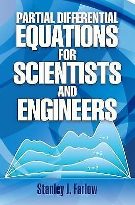 Partial Differential Equations for Scientists and Engineers (Dover Books on Math