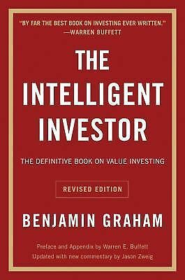 The Intelligent Investor: The Definitive Book on Value Investing. A Book of Pra