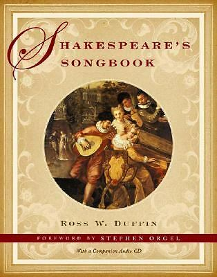 Shakespeare's Songbook, Duffin, Ross W., Good Book