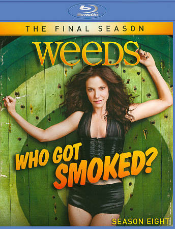 Weeds: Season 8 [Blu-ray] by Mary-Louise Parker, Hunter Parrish, Alexander Goul