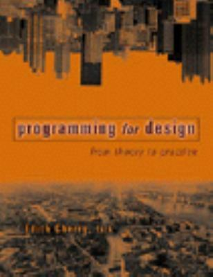 Programming for Design: From Theory to Practice, Cherry, Edith,  Book