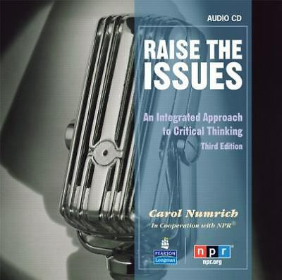Raise the Issues: An Integrated Approach to Critical Thinking, Classroom Audio C