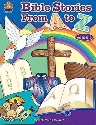 Bible Stories from A-Z (Christian Books), Murray, Mary, Books