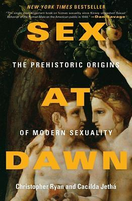 Sex at Dawn: The Prehistoric Origins of Modern Sexuality, Christopher Ryan, Caci