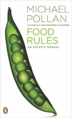 Food Rules by Michael Pollan (Book) (Food Rules), Michael Pollan, Very Good Book
