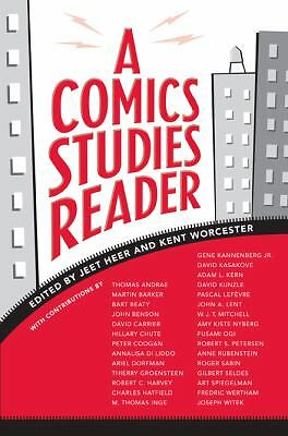 A Comics Studies Reader, , Very Good Book
