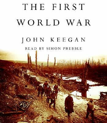 The First World War, Keegan, John, Books
