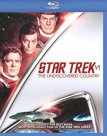 Star Trek VI:  The Undiscovered Country (Remastered) [Blu-ray], DVD, , , Widescr