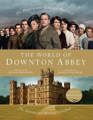 The World of Downton Abbey, Fellowes, Jessica, Excellent Book