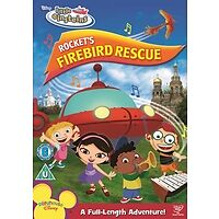 Disney's Little Einsteins: Rocket's Firebird Rescue (DVD, 2007)
