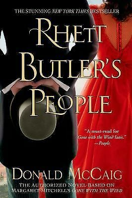 Rhett Butler's People, McCaig, Donald, Very Good Book