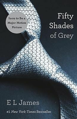 Fifty Shades of Grey: Book One of the Fifty Shades Trilogy, E L James, Very Good