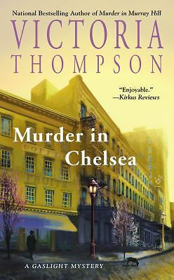 Murder in Chelsea (Gaslight Mystery), Thompson, Victoria, Good Book