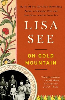 On Gold Mountain, See, Lisa, Very Good Book