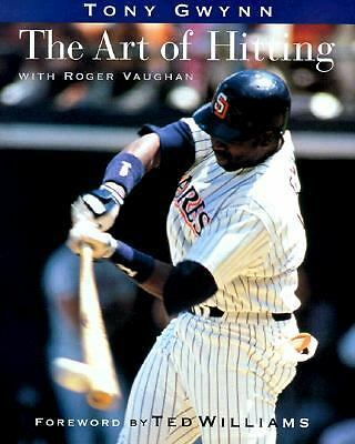The Art of Hitting, Tony Gwynn, Roger Vaughan