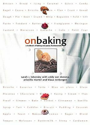 On Baking: A Textbook of Baking and Pastry Fundamentals, Sierra, Software, Marte